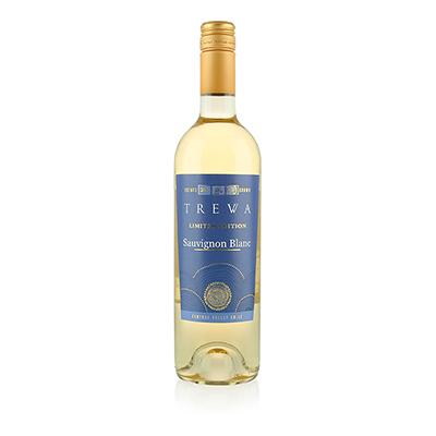 Sauvignon Blanc, 2018. Trewa