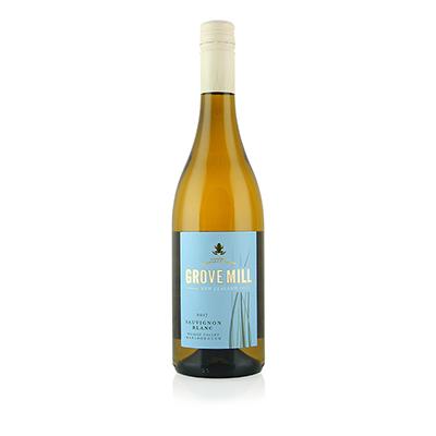 Sauvignon Blanc, 2017. Grove Mill