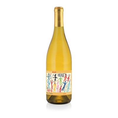 Chardonnay, 2015. Stickman
