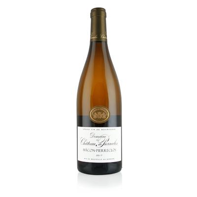 Chardonnay, 2017. Domaine Du Chateau De Pierreclos