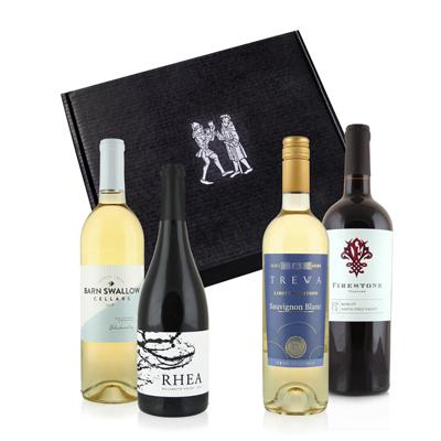 4 Bottle Wine Gift
