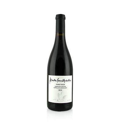 Pinot Noir, 2013. Krutz Family Cellars