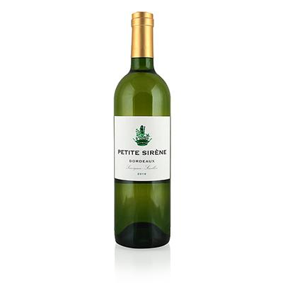 Bordeaux Blanc, 2016. Petite Sirene