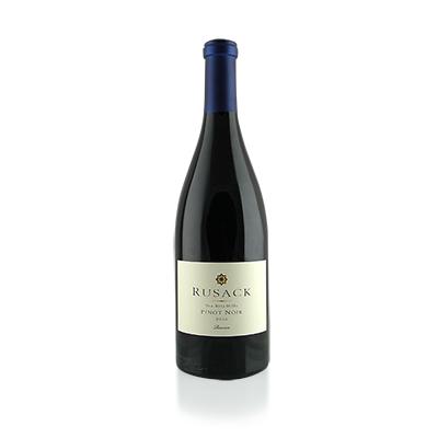Pinot Noir, 2016. Rusack