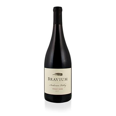 Pinot Noir, 2017. Bravium
