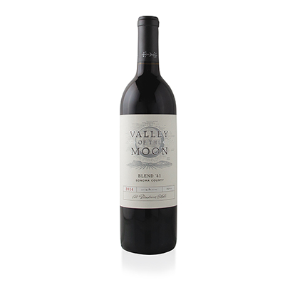 Red Blend 41, 2014. Valley Of The Moon