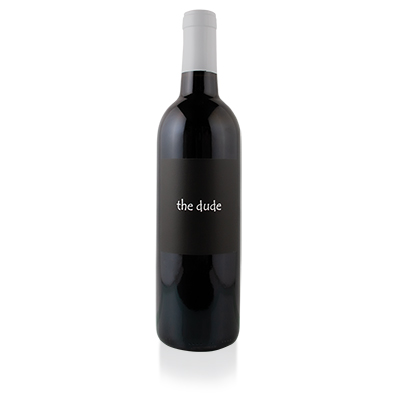 Red Blend, 2017. The Dude