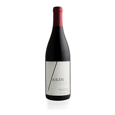 Pinot Noir, 2013. Aiken