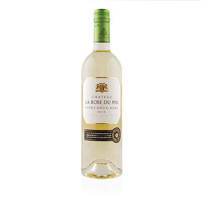 Bordeaux Blanc, 2018. Chateau La Rose Du Pin