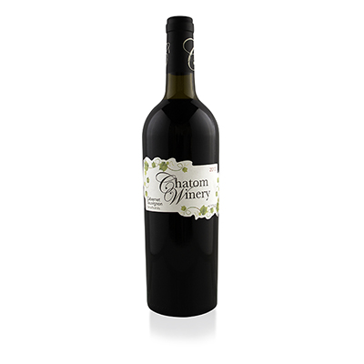 Cabernet Sauvignon, 2013. Chatom Winery