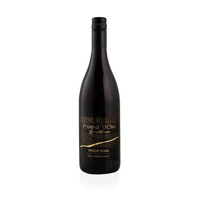 Pinot Noir, 2018. Camino D'Oro Gran Reserva