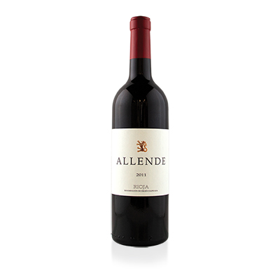 Rioja, 2011. Allende