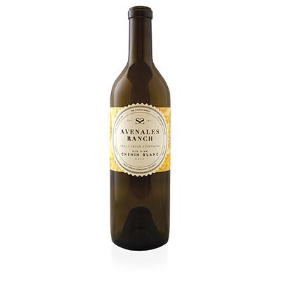 Old Vine Chenin Blanc, 2017. Avenales Ranch