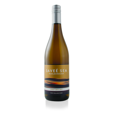 Pinot Gris, 2017. Savee Sea