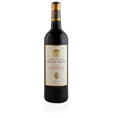 Bordeaux, 2017. Domaine du Cheval Blanc