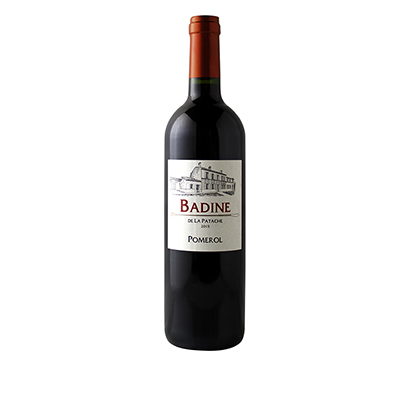 Bordeaux, 2015. Badine De La Patache Pomerol (750ml)