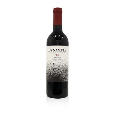 Merlot, 2015. Dynamite Vineyards