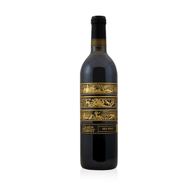 Red Blend, 2017. Game of Thrones
