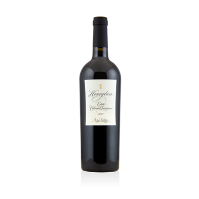 Cabernet Sauvignon, 2017. Hourglass Estate