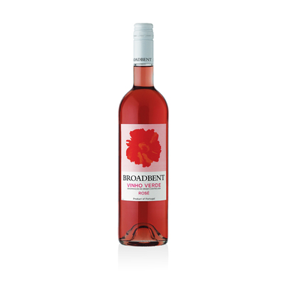 Vinho Verde Rose, NV. Broadbent