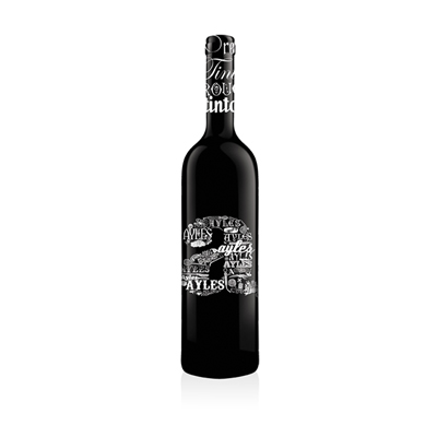 """Red Blend, 2018. """"A"""" Ayles"""