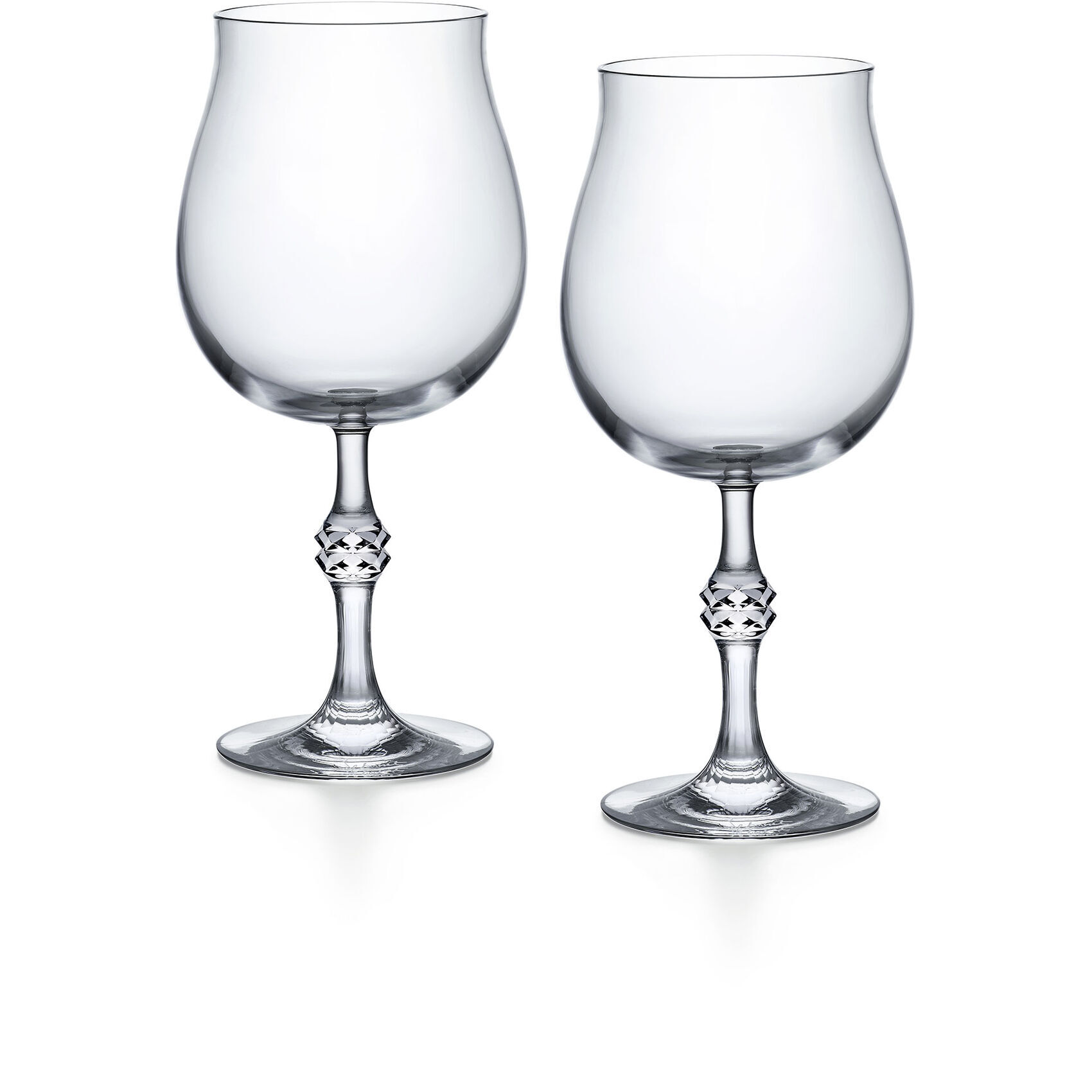 Jean-Charles Boisset Collection Baccarat Crystal 2-pk Glasses