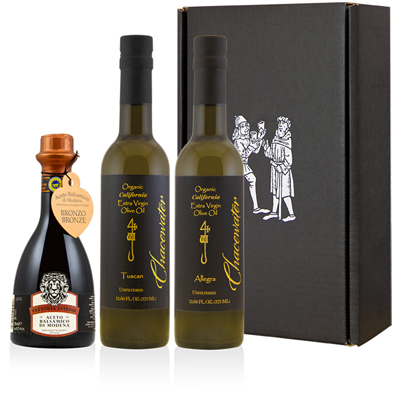 Olive Oil & Balsamic Gift Sets