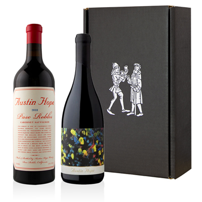 2 Bottle Austin Hope Gift Set