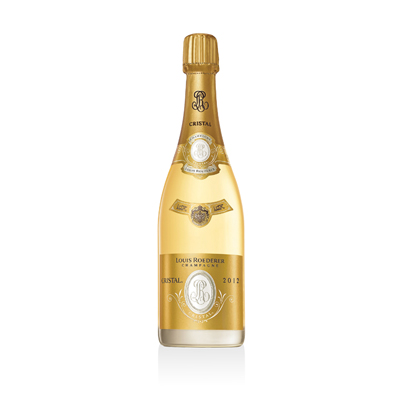 Champagne, 2012. Louis Roederer Cristal