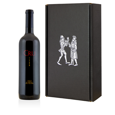 "Cabernet Sauvignon, 2017. ""Cru"" Vineyard 29 Gift Box"