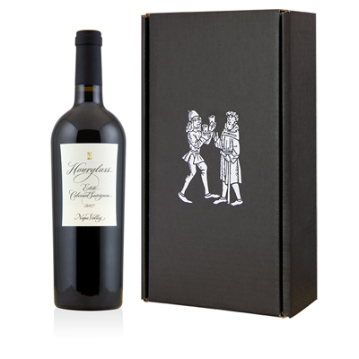 Cabernet Sauvignon, 2017. Hour Glass Estate Gift Box