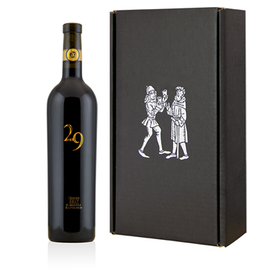"Cabernet Sauvignon, 2017. ""29"" Vineyard 29 Gift Box"