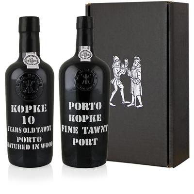 Developed Port Gift Set