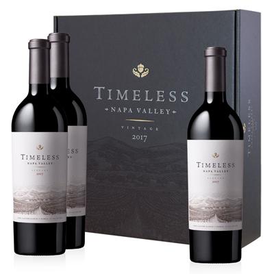 3 Bottle Timeless Gift Box