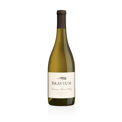 Chardonnay, 2018. Bravium