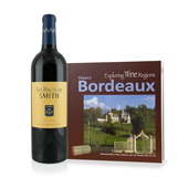 Bordeaux Wine and Autographed Book Set