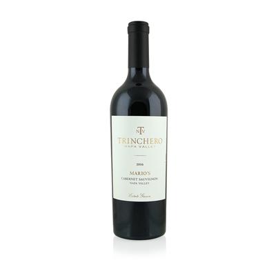 Cabernet Sauvignon, 2016. Trinchero Mario's Vineyard
