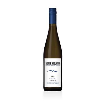 Riesling, 2020. Badger Mountain