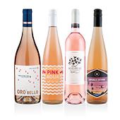 4 Bottle Rose Pack