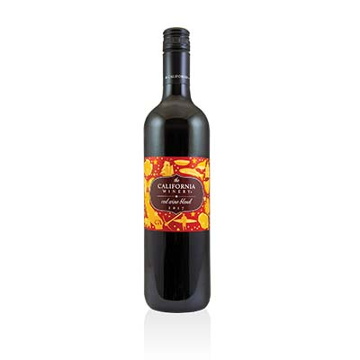 Red Blend, 2017. The California Winery