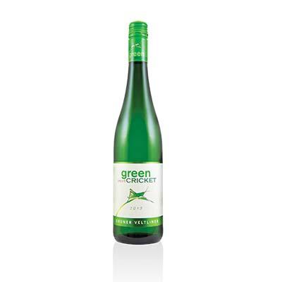 Gruner Veltliner, 2019. Green Smart Cricket