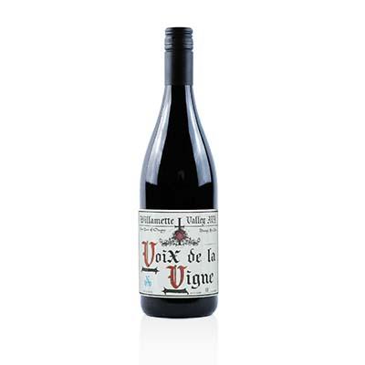 Pinot Noir, 2017. Voix de la Vigne