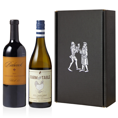 2 Bottle Wine Gift