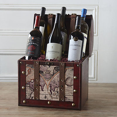 6 Bottle Wine Assortments - Classic Series