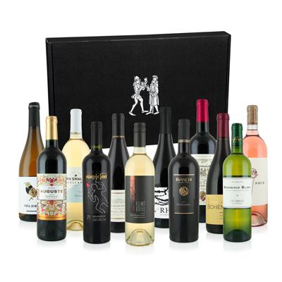 12 Bottle Wine Gift