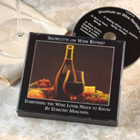 Order 12 bottles and you will receive the Shortcuts On Wine CD FREE