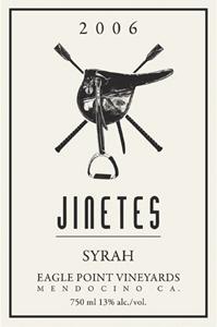 Syrah, 2006. Jinetes