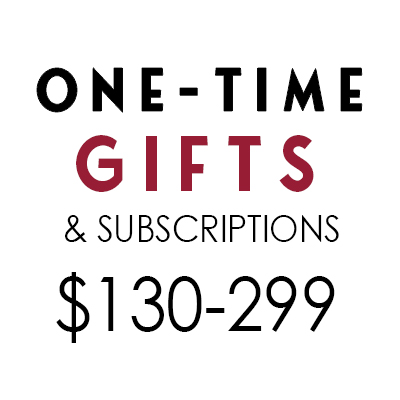 Wine Gifts: $130 to $299