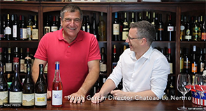 Interview with Ralph Garcin of Chateau La Nerthe