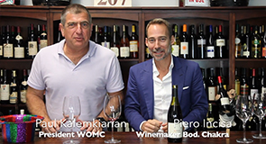 Paul Interviews Piero Incisa of Bodega Chacra